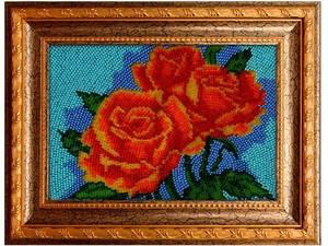 Бисерная вышивка картин