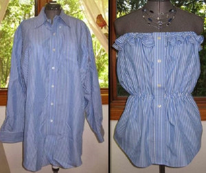 Вещи из старой одежды