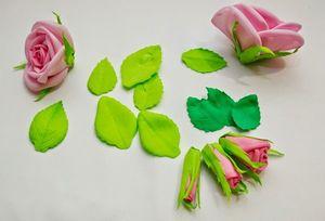 Роза из фоамиана