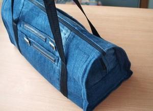 dzhinsovyj-ryukzak- Рюкзак из джинсов своими руками: выкройка и мастер класс с пошаговыми фото и видео