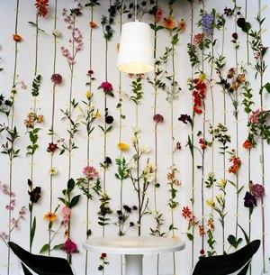 Идея декорирования стен