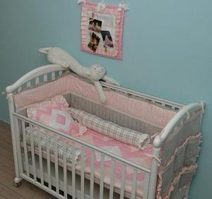 bortiki-v-krovatku Как сшить бортики в кроватку для новорожденных своими руками