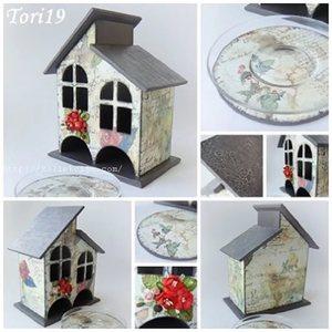 Чайный дом для пакетиков