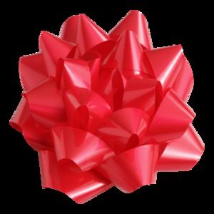 Бант цветок для подарка