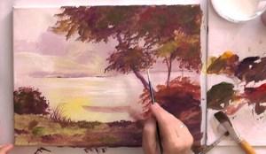 risovat_guashyu Красивые рисунки гуашью для начинающих: основные техники