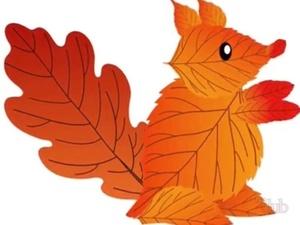 Что сделать из кленовых листьев для школы и детского сада на тему осень? Легкие и простые поделки для детей из листьев клена и семян-парашютиков: фото