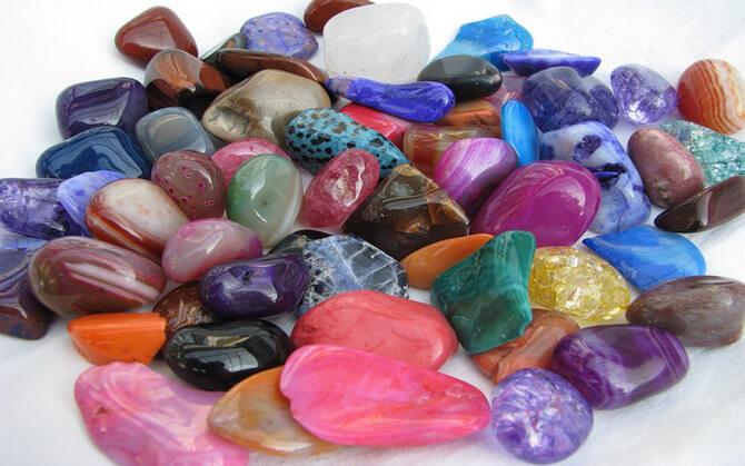 Список камней для браслетов фото