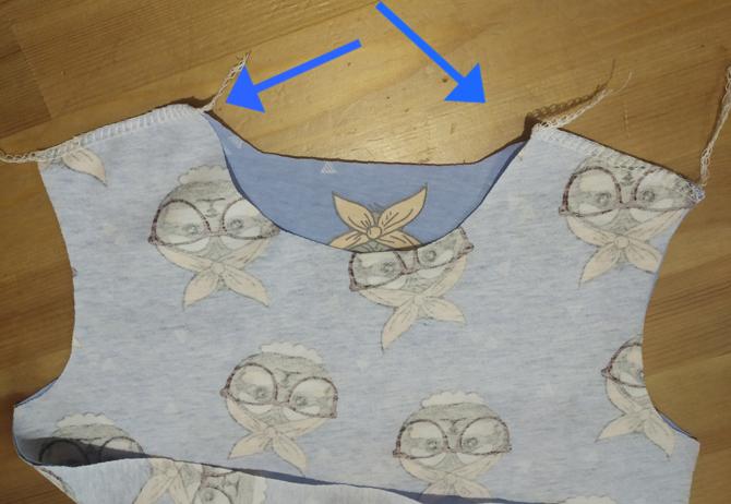 Пошив классической футболки
