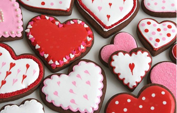 Красивые подарки на День святого Валентина своими руками - фотоидеи с пошаговыми описанием