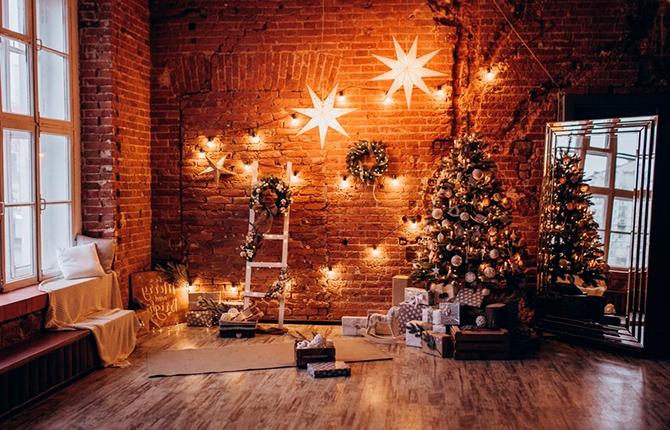 Украшаем дом на Новый Год своими руками - лучшие идеи с фото