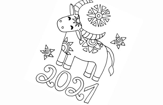 Делаем новогодние трафареты для украшения окон - мастер-класс от профессионалов
